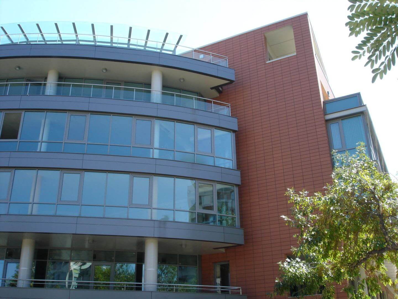 керамични фасади на сграда