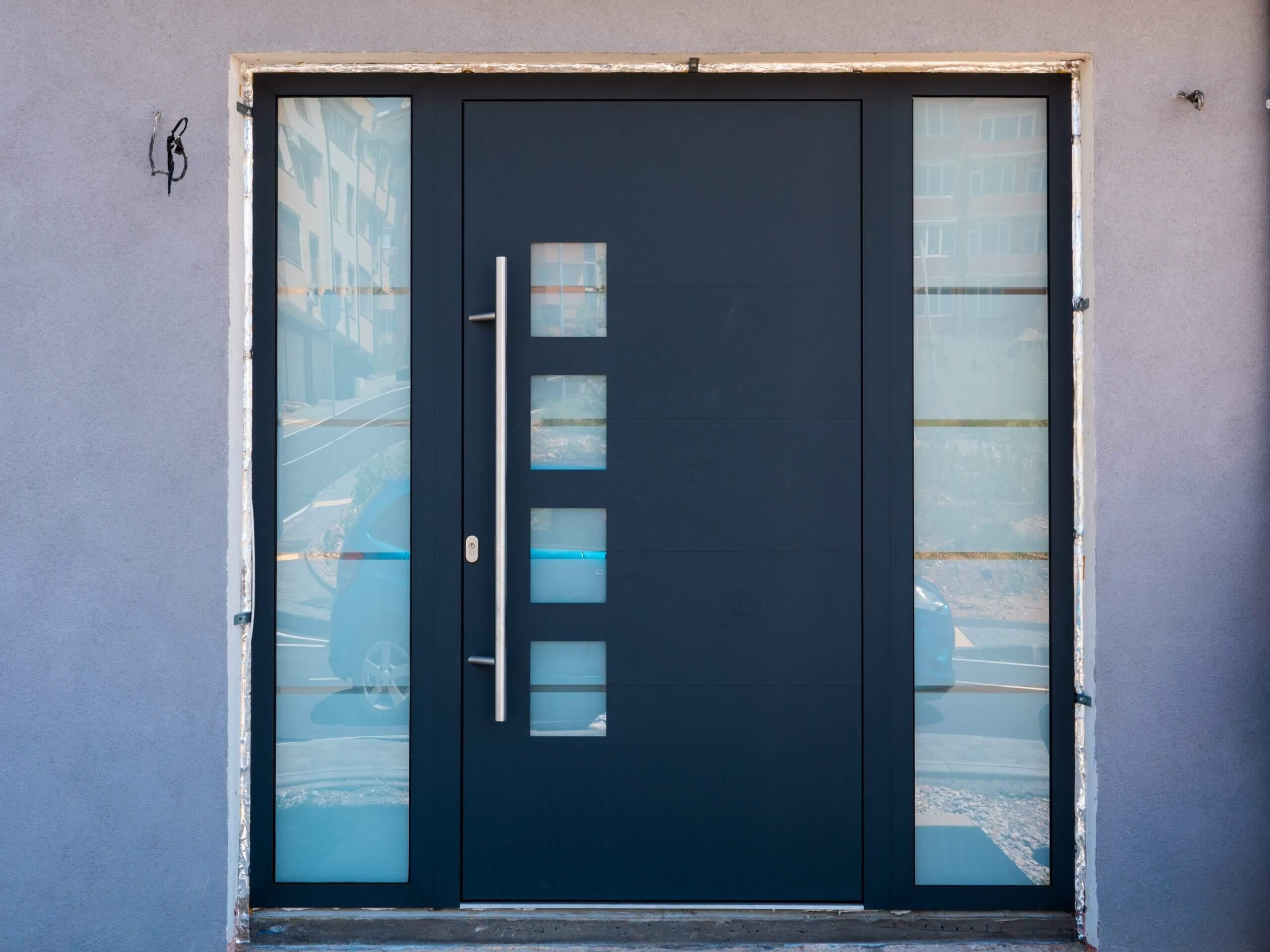 луксозна входна врата 2